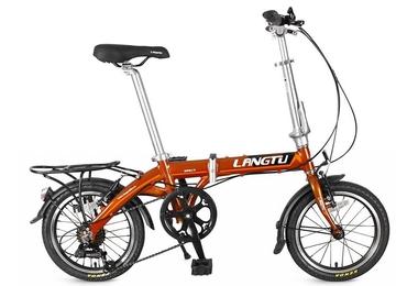 Складной велосипед Langtu KP 017