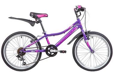 Велосипед Novatrack Alice 20 6V (на рост 134)
