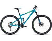Велосипед Cube Stereo 120 Race 27.5