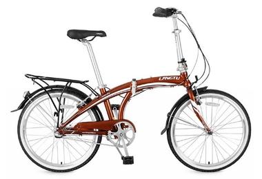 Складной велосипед Langtu Craft P3