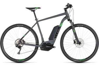 Велосипед Cube Cross Hybrid Pro 400