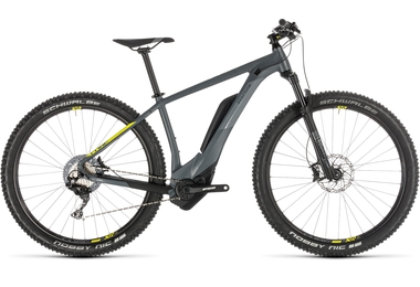 Велосипед Cube Reaction Hybrid Race 500 29