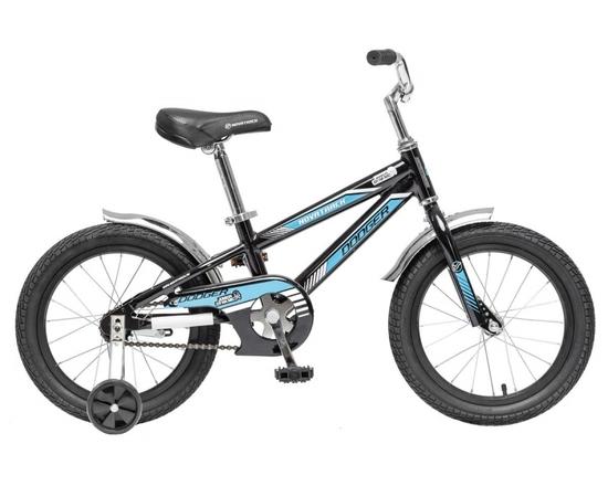 Велосипед Novatrack Dodger 16 (на рост 110) (2016)