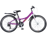 Велосипед Novatrack Lady 24